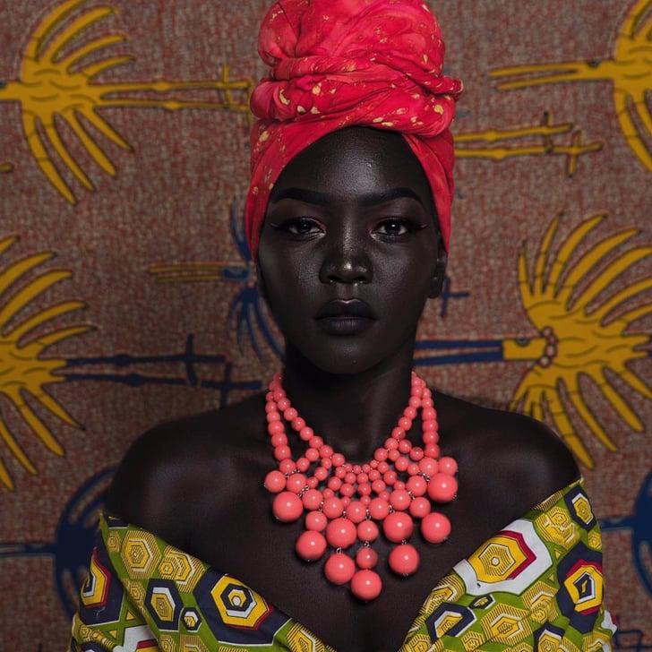 Who Is Nyakim Gatwech Popsugar Fashion