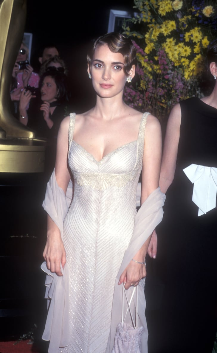 1996 Winona Ryder Pictures Through The Years Popsugar