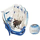 Franklin Sports Franklin Disney Frozen Airtech Glove & Ball Set