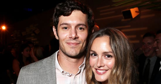 Leighton Meester and Adam Brody Enjoy a Rare Red Carpet Date Night: Photos