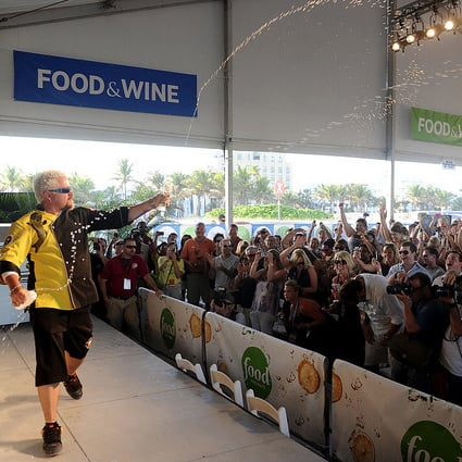 2012 South Beach Wine and Food Festival Statistics