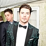 Josh Henderson made a smokin' hot appearance at a gala in 2017.