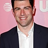 New Girl's Max Greenfield attended the Us Hot Hollywood party.
