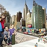As with other Legoland parks, Miniland will be the heart of the park.