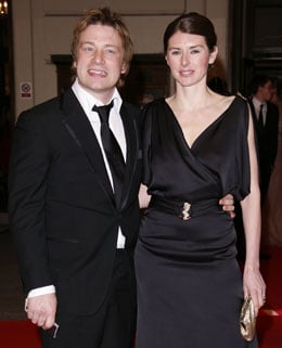 Pictures of Jamie Oliver and Jools Oliver Who Have Welcomed a Son Named Buddy Bear Maurice