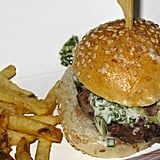Akaushi Cheeseburger With Herbed Mayo