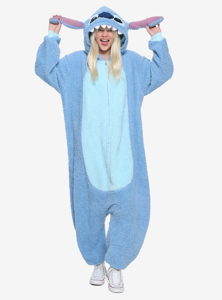 Disney Lilo Stitch Sherpa Stitch Union Suit Best Disney Halloween Costumes For Adults Popsugar Australia Smart Living Photo 73