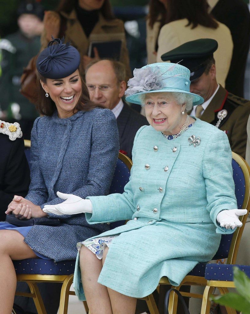 Queen Elizabeth's Hilarious Fake Instagram Account