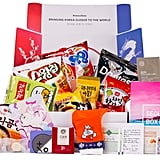 Authentic Korean Snacks and Epic K-Pop Merch Gift Box