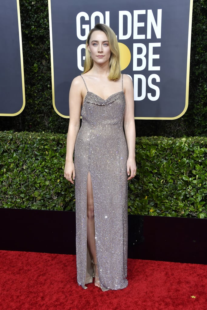 Saoirse Ronan's Dress at the Golden Globes 2020