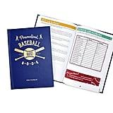 Personalized Baseball Trivia Book