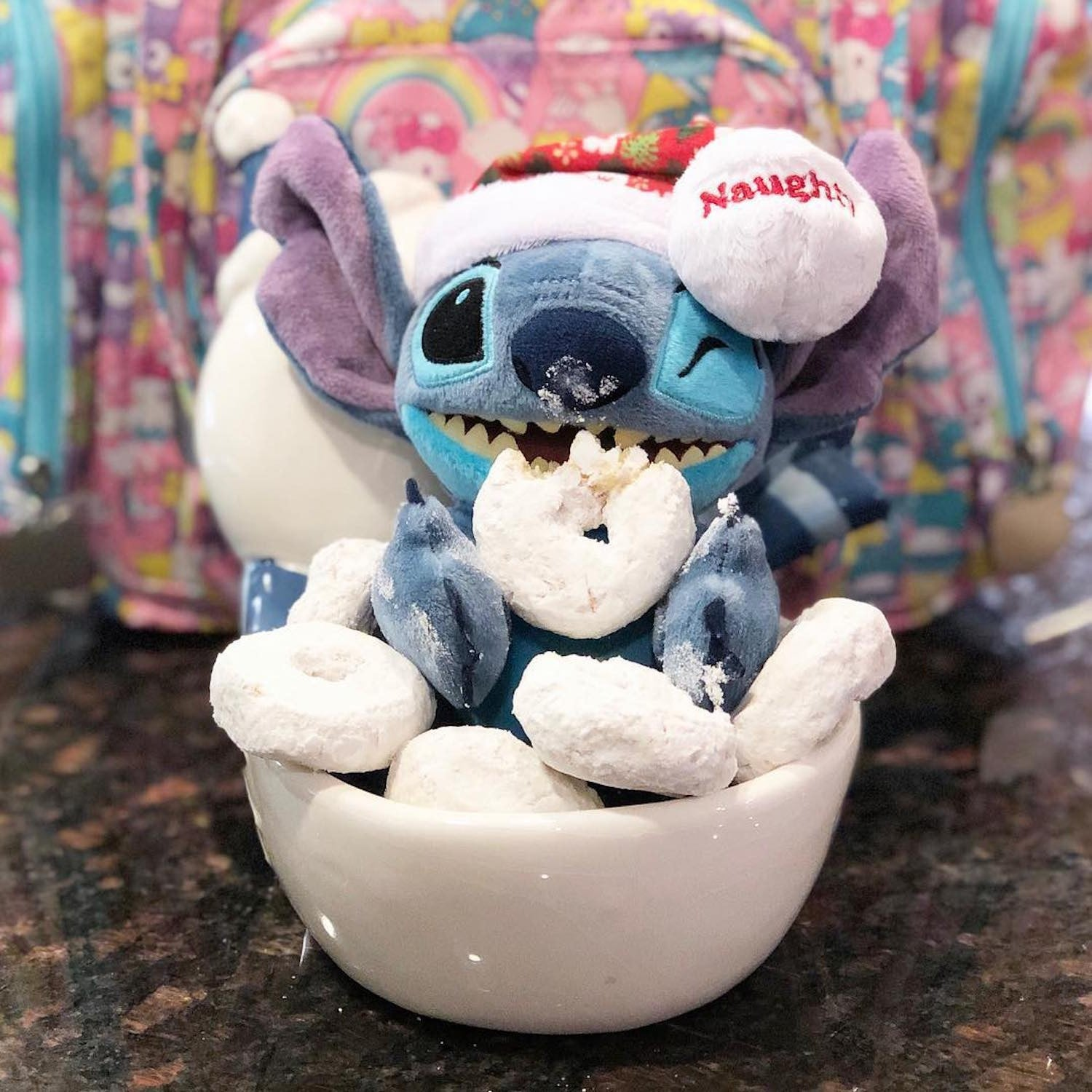 Image result for stitch on the shelf