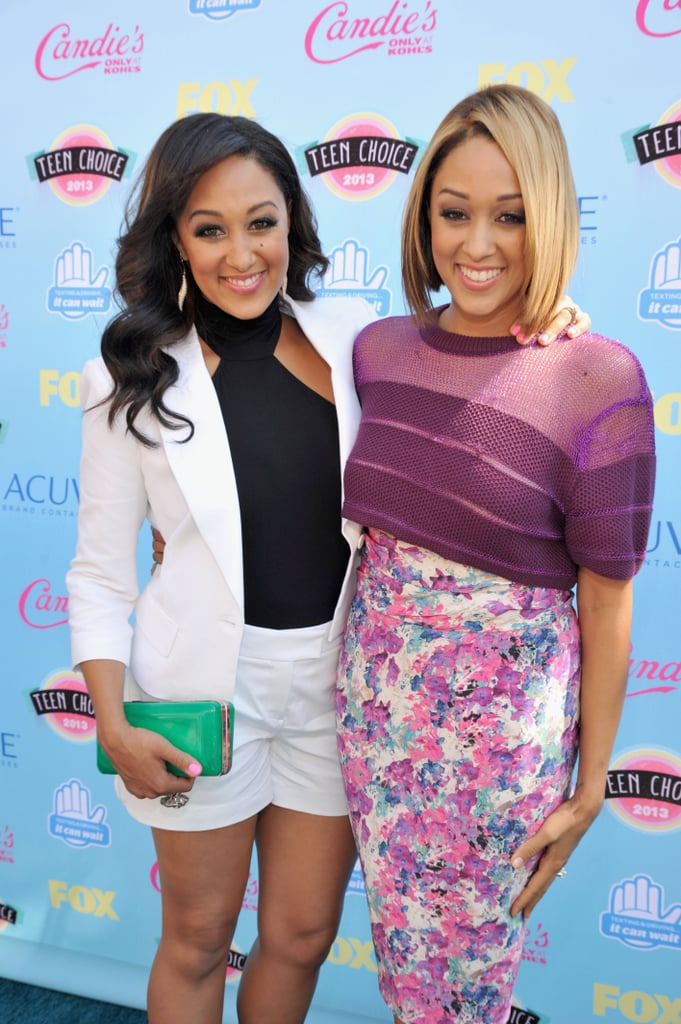 Tia and Tamera Mowry: July 6