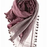 """""""A soft and fluttery scarf to layer with all my sundresses and take with me on Summer trips — Matta's scarf collection is unparalleled if you're looking for bohemian elegance."""" — Noria Morales, style director  Matta NY Dupatta Ombre Scarf ($193)"""