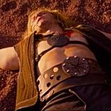 Billy Magnussen as Baldak