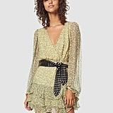 Stevie May French Vanilla Mini Dress ($280)