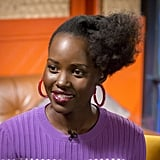 Lupita Nyong'o's Side Puff in 2019