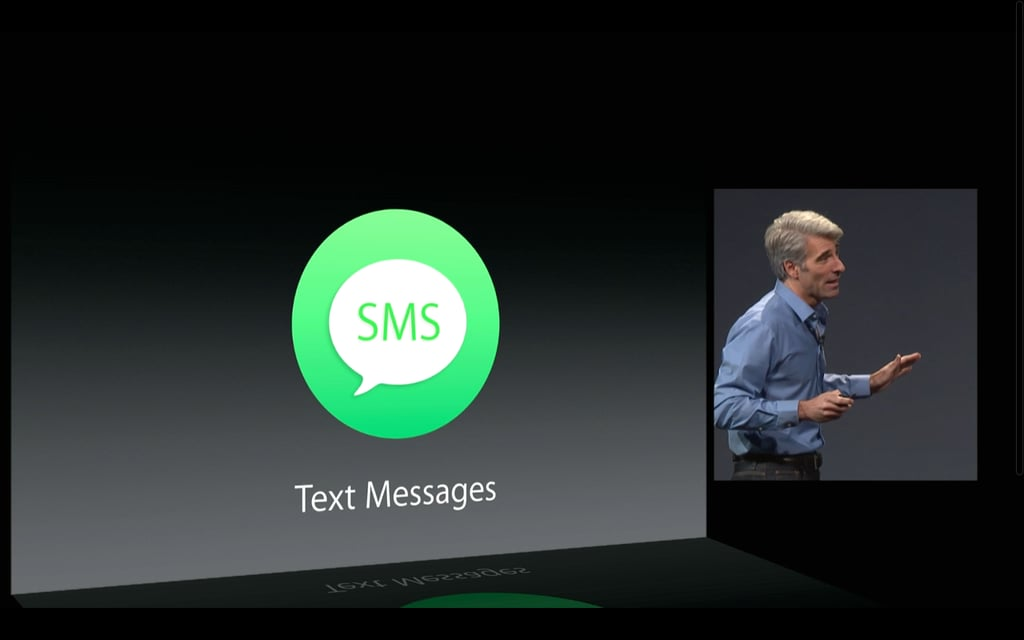 Text Android From Mac