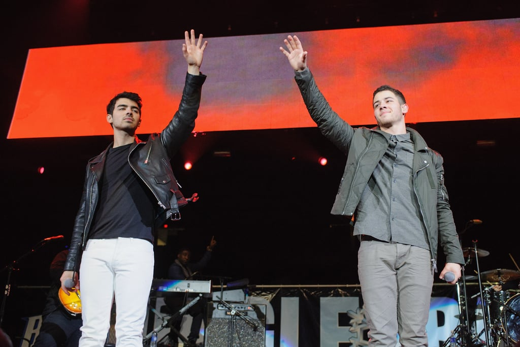 Joe and Nick Did a Jonas Brothers Concert Without Kevin After the Breakup