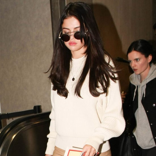 Selena Gomez Repeats Outfit November 2016