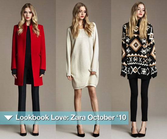 Pictures of Zara October 2010 Collection