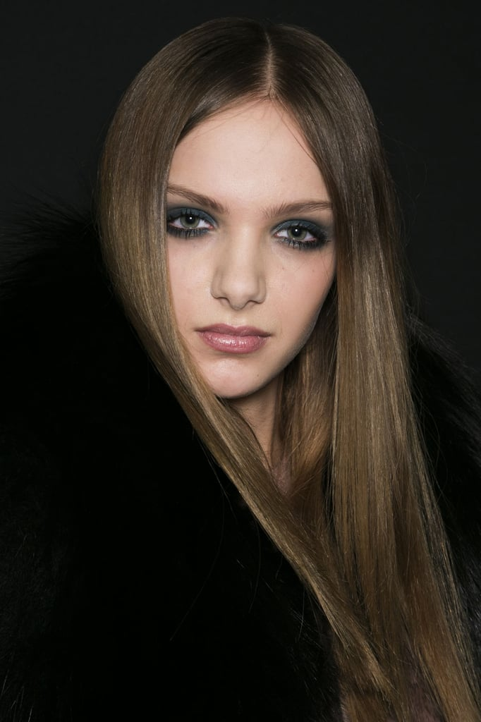 is hair in style for fall 2014 fashion week hair and makeup fall 2014 runway 4651