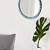 Snake Turquoise Mirror