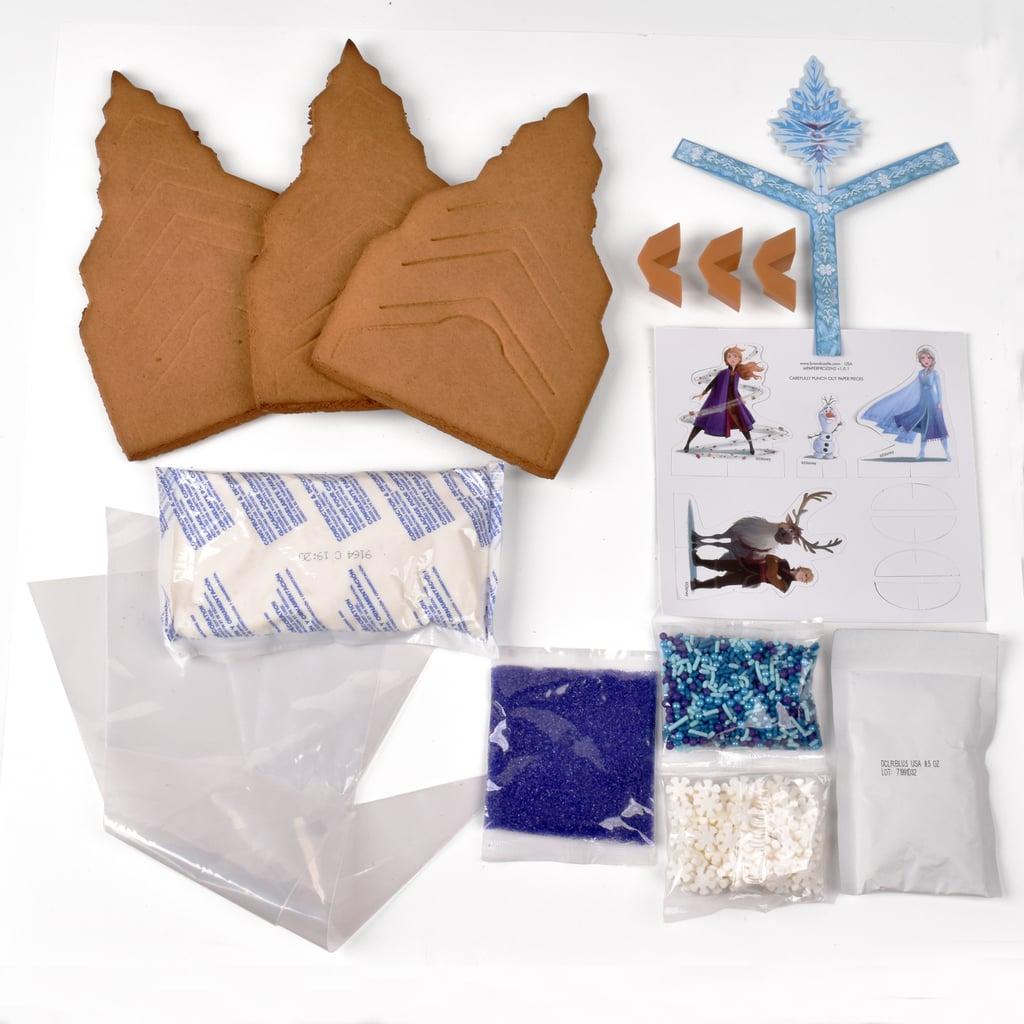 Shops Frozen 2's Sugar Cookie Castle Kit on Amazon