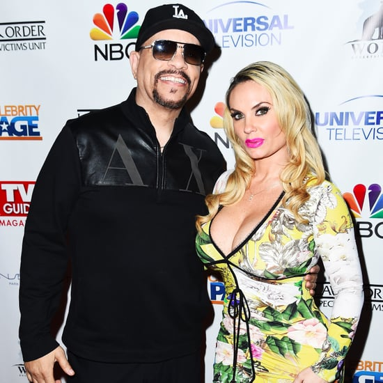 Ice T and Coco Austin at TV Guide Event January 2017