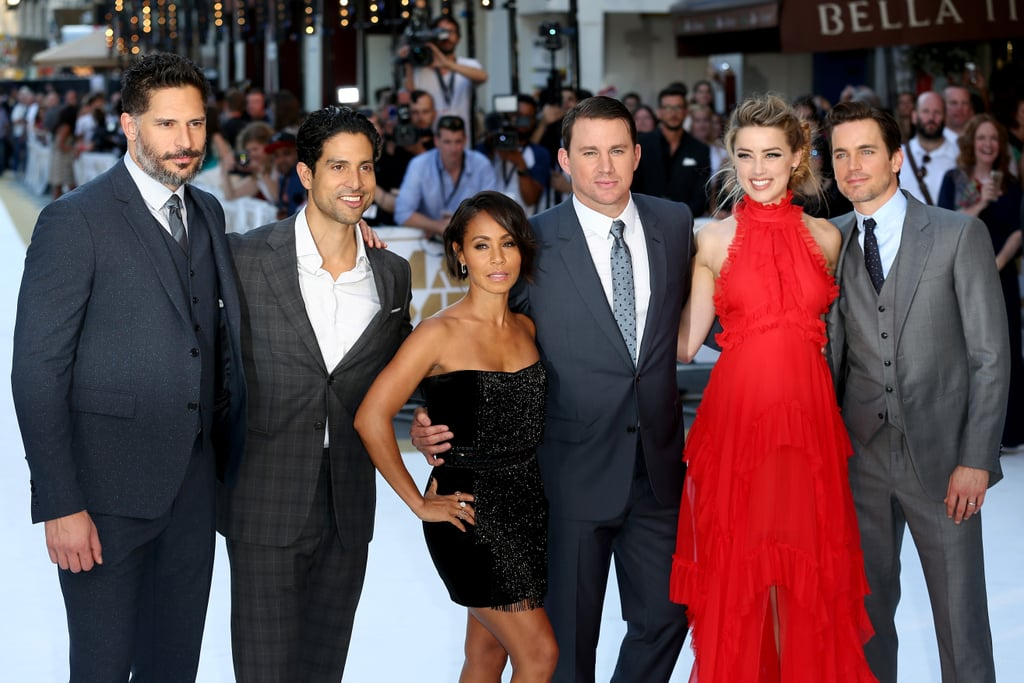 The Magic Mike XXL London Premiere Was Basically a Pretty People Parade