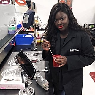 Nyma Tang Releasing a MAC Lipstick