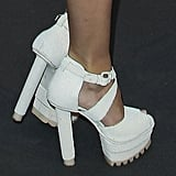 White Hot Shoes