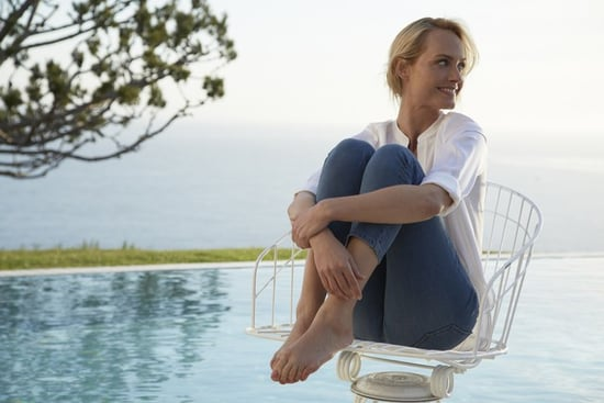 Biotherm Signs Amber Valletta as Its New Face