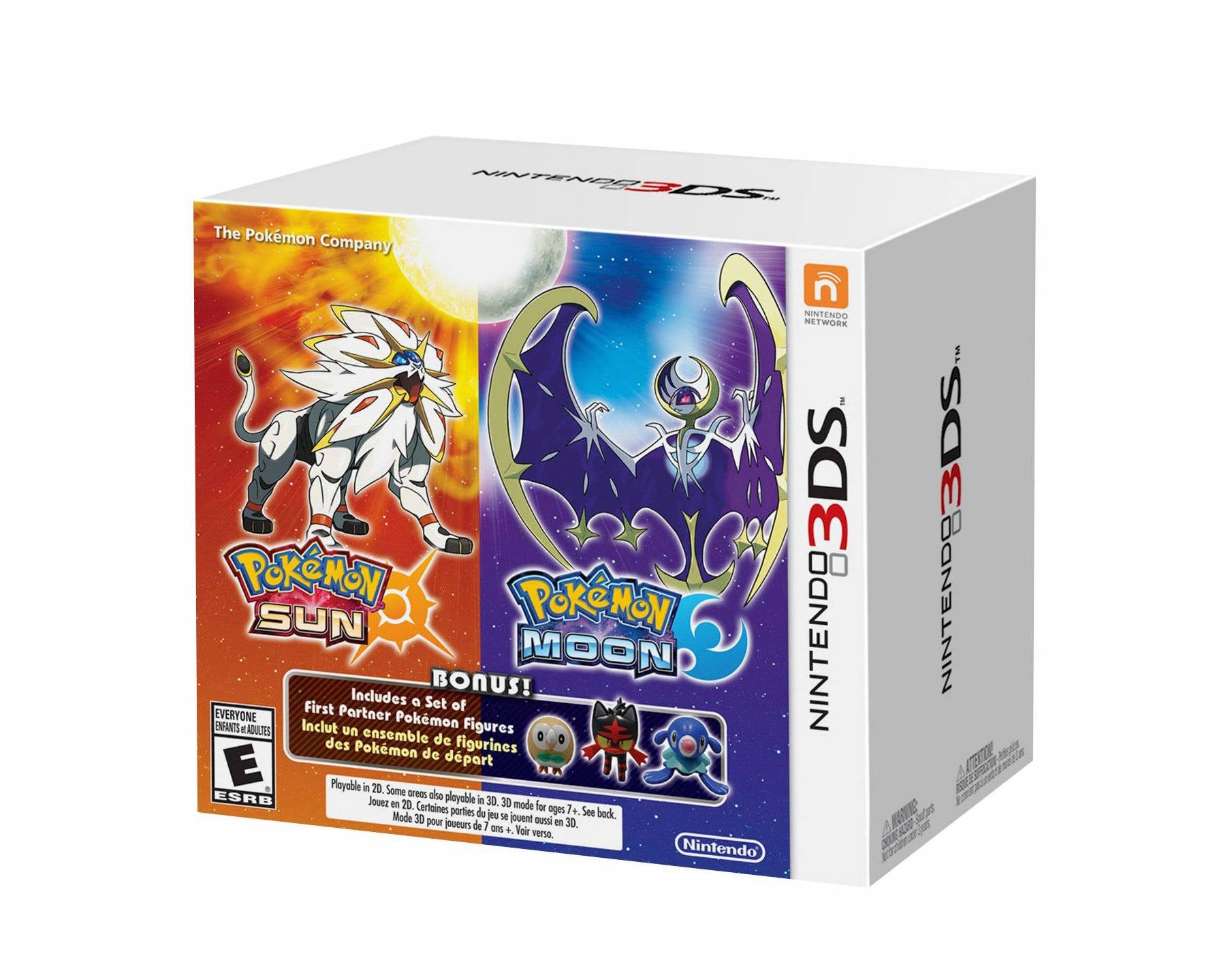 Pokemon Sun And Pokemon Moon Dual Pack The Best Gifts For 8 Year