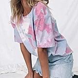 Just Quella Oversize T-Shirt