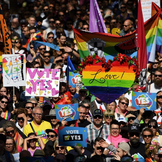 Sydney, Australia, Same-Sex Marriage Rally September 2017