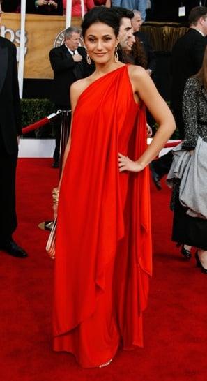 Trend Alert: Floor Grazing Dresses