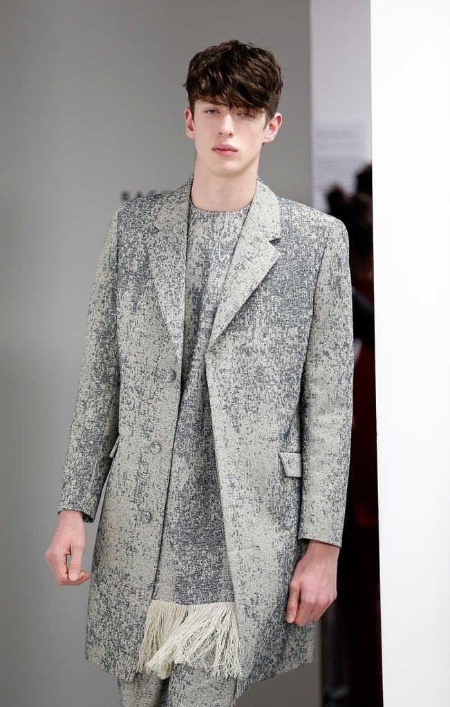 Source: Getty/Tristin FewingsAnd, hooray there was womenswear too! Or at least, the pieces were unisex, not created to be aimed at either gender.