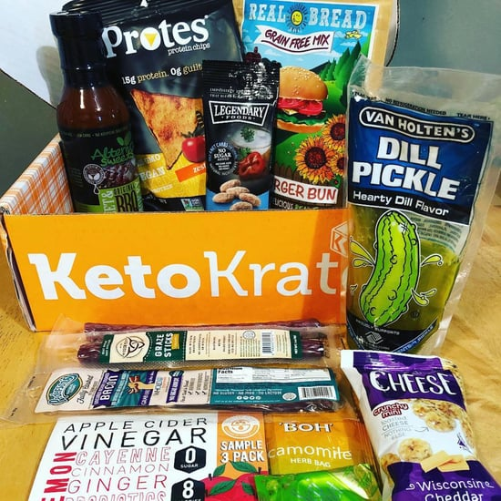 Keto Krate Snack Subscription Box