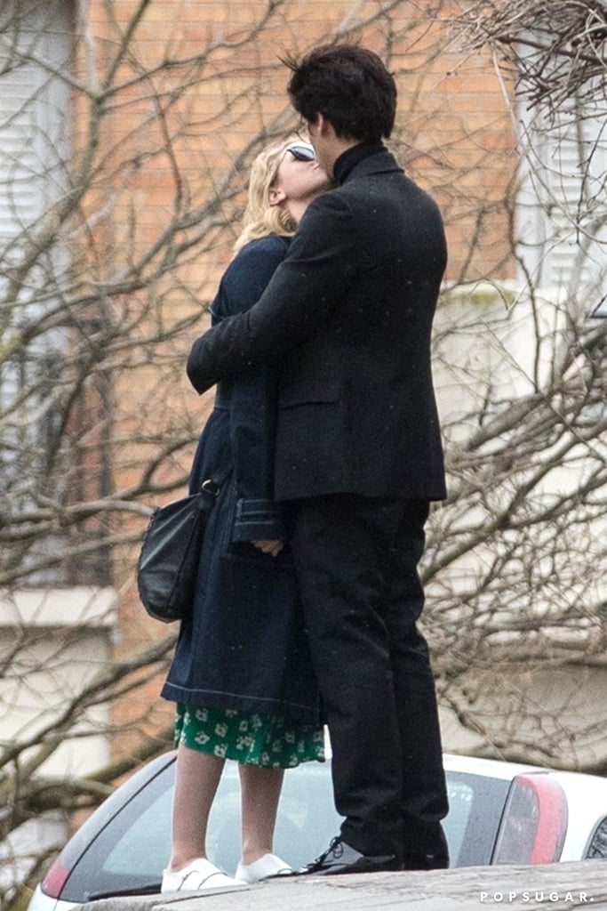 Cole Sprouse and Lili Reinhart make an adorable pair on and off screen! The Riverdale costars, who play fan-favorite couple Betty and Jughead on The CW series, looked especially lovey-dovey while sightseeing in Paris following Rivercon France on Monday. While the two have gone to great lengths to keep their romance under wraps, including denying to comment about dating rumors during PaleyFest, it seems like they're comfortable showing off their love in public. Aside from holding hands as they toured the City of Love, they even snuck in a few kisses as they waited for their car.   Of course, this isn't the first time the two have given us a glimpse of their offscreen romance. Earlier this year, the two showed some sweet PDA as they vacationed in Hawaii. Plus, they've been known to share some adorable snaps on social media. See more pictures from their romantic getaway below.       Related:                                                                                                           When They're Not Surrounded by Murder, the Riverdale Cast Is Like 1 Big Family IRL