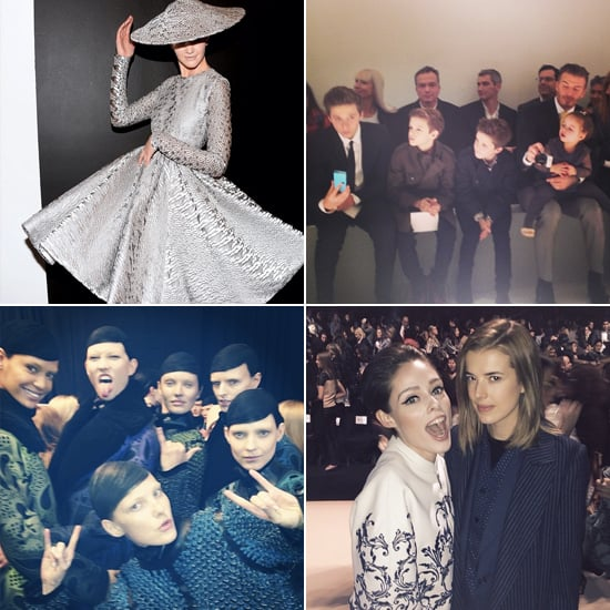 Get Closer Than Ever to Fashion Week With Instagram's Chicest Snaps
