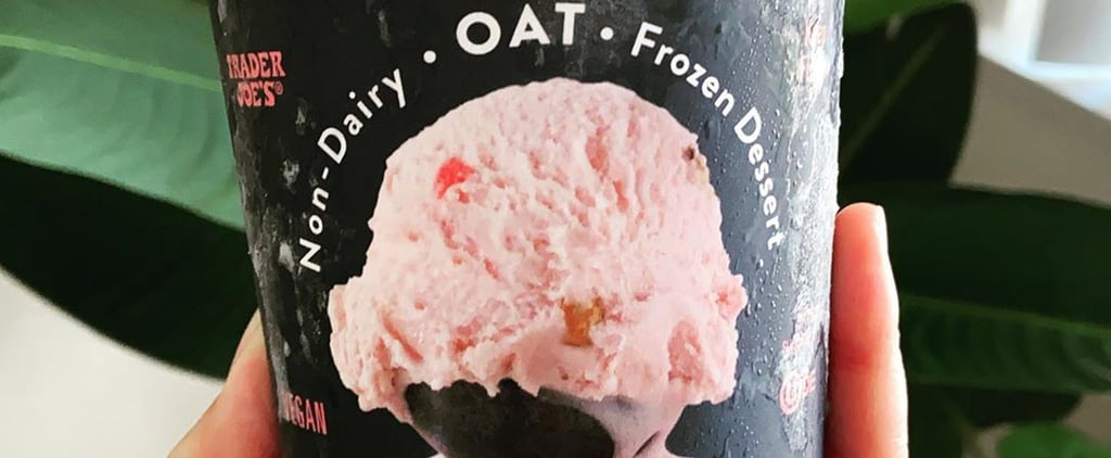 Trader Joe's Is Selling Strawberry Oat Milk Ice Cream