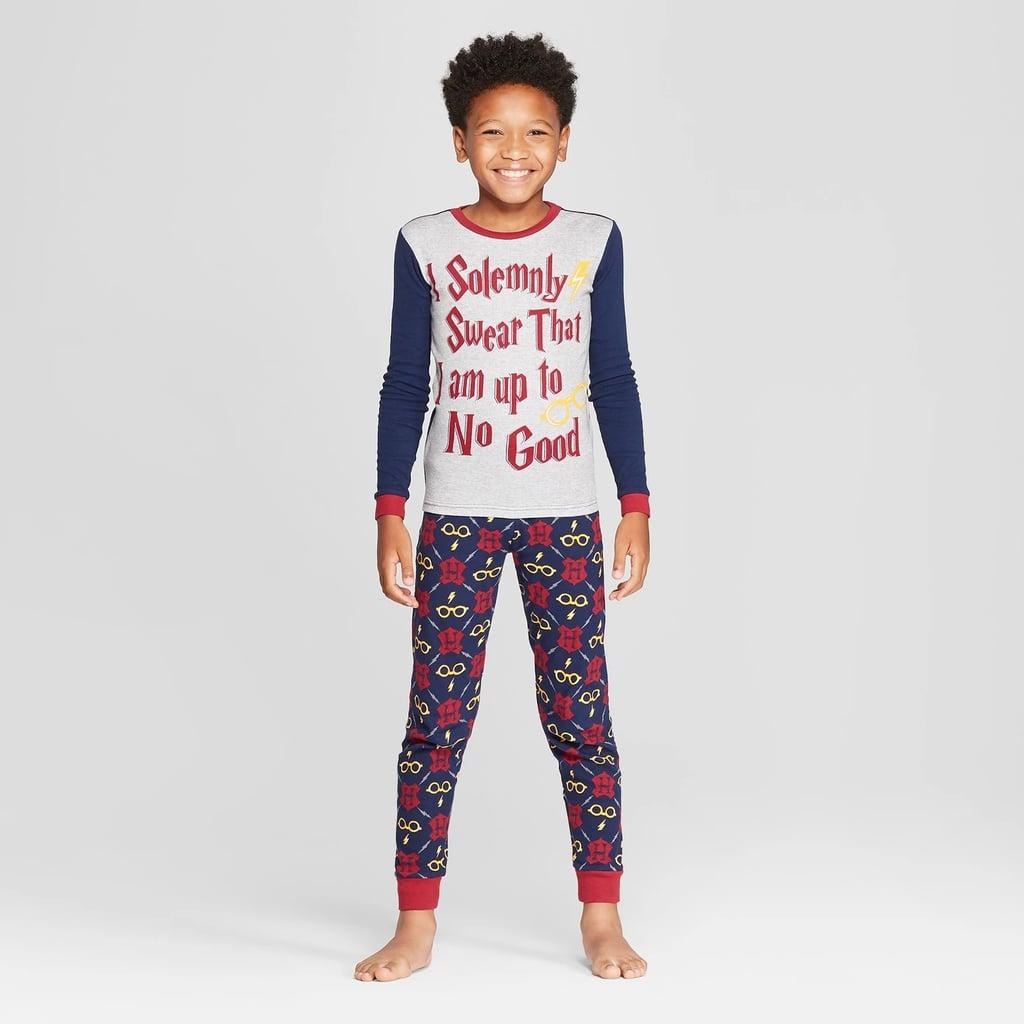 Kid's Harry Potter Pajama Set