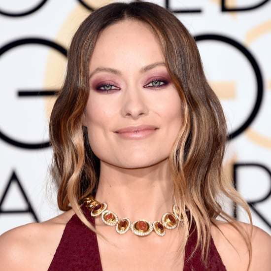 Jewel Makeup Trend Golden Globes Red Carpet 2016