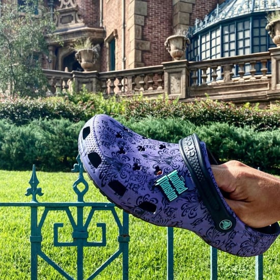 Disney World Is Selling Haunted Mansion Crocs