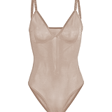 Sheer Sculpt — Sheer Sculpt Thong Bodysuit