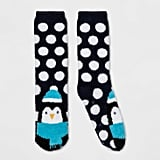 Women's Holiday Penguin Casual Socks