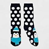 Women's Holiday Penguin Casual Socks