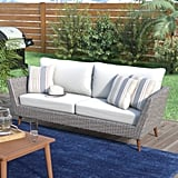 Langley Street Newbury Patio Sofa With Cushions