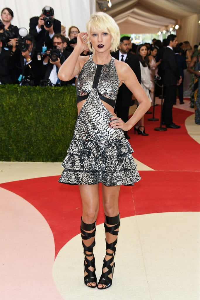 Taylor Swift's Dress at Met Gala 2016